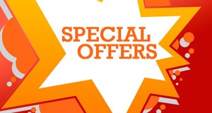 Special Offers – Valid from 24 July Until 03 August 2013