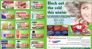 Monthly Special – Valid from 29 April Until 10 May 2015