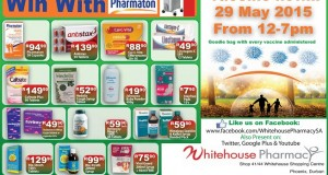Promotion valid from 27 May – 7 June