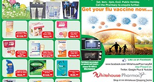 Monthly Special – Valid from 23 March till 3 April