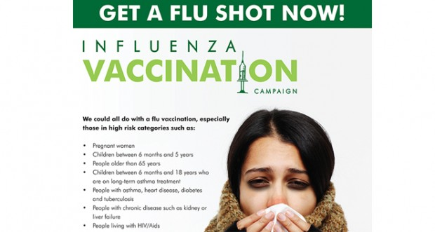 The Best Way to Prevent Flu is To Vaccinate