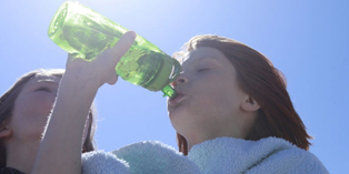 Drinking From a Reusable Water Bottle Could Be as Dirty as Licking Your Toilet Seat