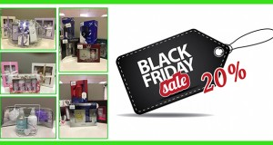 Black Friday specials less 20% of all Christmas Gifting's